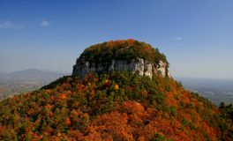 Pilot Mountain Stock Images