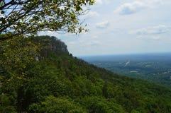 Pilot Mountain NC Lizenzfreies Stockbild