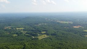 Pilot mountain in nc Stock Images