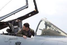 Pilot Royalty Free Stock Image