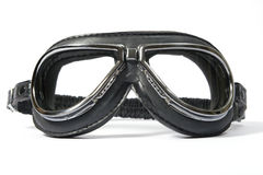 Pilot S Goggles Royalty Free Stock Photography