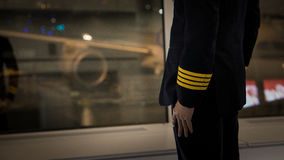 Pilot Royalty Free Stock Images