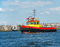 Pilota Coast Guard Fotografie Stock Libere da Diritti