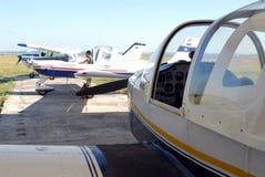 Pilota di jet Fotografia Stock Libera da Diritti