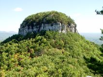 Pilota Mountain State Park immagine stock libera da diritti