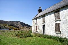 Pilota Zaniechany dom wiejski w Irlandia Zdjęcie Stock