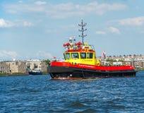 Pilote Coast Guard Photos libres de droits