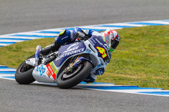 Pilote d'Aleix Espargaro de MotoGP Image stock