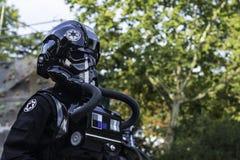 Pilote de LIEN de Star Wars photo libre de droits