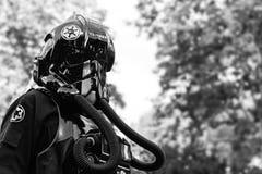Pilote de LIEN de Star Wars photographie stock libre de droits