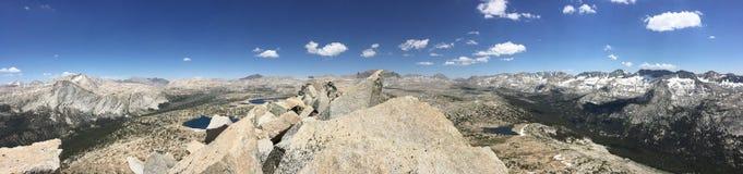 Pilote Knob Peak View à partir du dessus Images stock