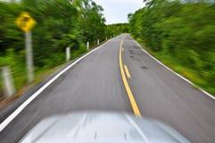 Piloter de véhicule Photographie stock