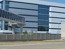 Pilotes et centre de formation d'équipage des aéronefs Image stock