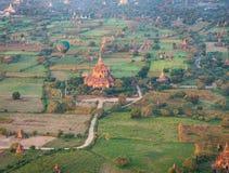 pilotez ballon le 4 décembre, Photo stock