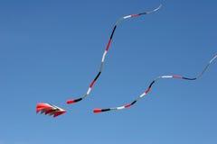 Pilotez un cerf-volant Image stock