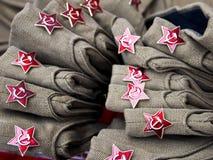 Pilotka ruso Fotografía de archivo libre de regalías