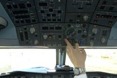 Piloto 3 Imagens de Stock