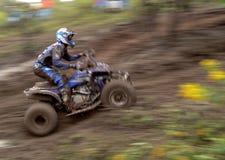 Piloto de ATV Fotografia de Stock Royalty Free