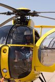 Piloto do helicóptero Fotografia de Stock Royalty Free