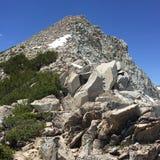 Piloto Knob Peak Fotografía de archivo