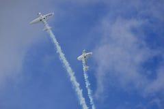 Pilotos de conluio Fotos de Stock