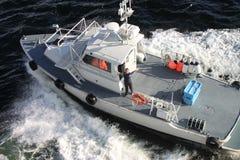 Pilotowa łódź Obrazy Stock