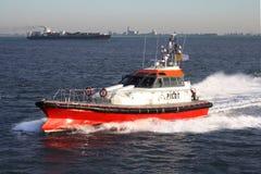 Pilotowa łódź Obrazy Royalty Free