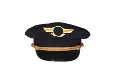 Pilots cap Stock Images