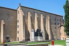 Pilotta Palace. Parma. Emilia-Romagna. Italy. Royalty Free Stock Image