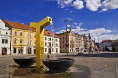 Pilsen, Czech Republic Stock Photo