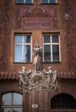 Pilsen i Tjeckien arkivbilder