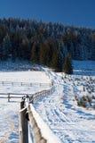 Pilsko, Poland. Winter on the Pilsko ( Poland ) mountain Stock Photography