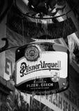 Pilsner Urquell Stock Photo