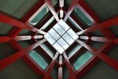 PilSpectrum in i skyen Fotografering för Bildbyråer