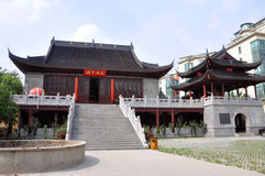 Pilu Temple, Nanjing Royalty Free Stock Photos