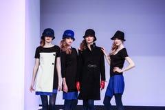 Piluca Barrero Kleidungsansammlung Lizenzfreie Stockfotos