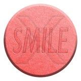 Pilule d'extase Photos stock