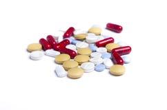 Pilules Photos stock