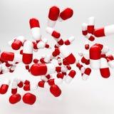 Pilules Photo libre de droits