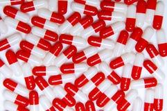 Pilules Photographie stock libre de droits