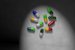 Pilules illustration de vecteur