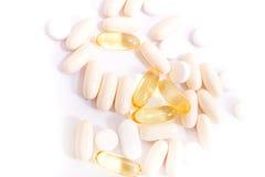 Pilules Image stock