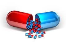 Pilules photos libres de droits