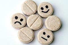 Pilules médicales Image libre de droits