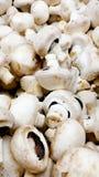Pilze, zum von Mahlzeiten vorzubereiten lizenzfreies stockfoto
