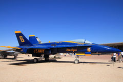 PIMA Air & Space Museum Royalty Free Stock Images