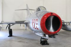 Pima Air and Space Museum. Tucson,AZ. Royalty Free Stock Photography