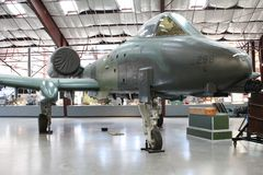 Pima Air and Space Museum. Tucson,AZ. Royalty Free Stock Image
