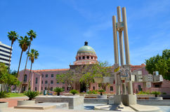 Pima County Courthouse Stock Image