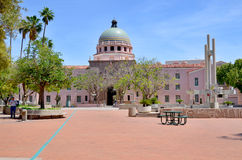 Pima County Courthouse Stock Photo